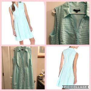 ❤️SANGRIA-Gingham Dress-PLUS Sz 16W 👗 ❤️ NWOT